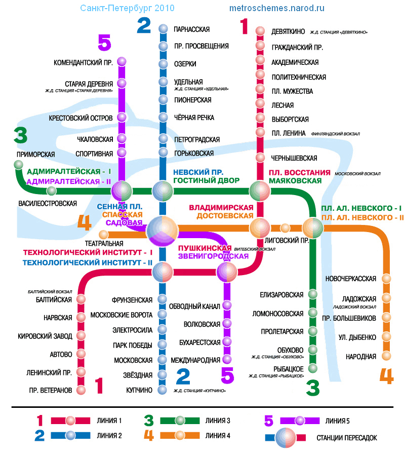 Санкт-Петербург 2010.